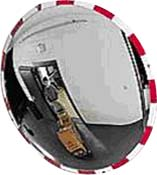 Hi-Visability Convex Mirror